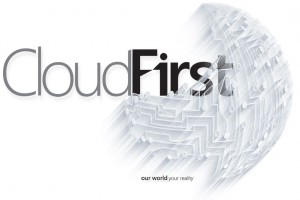 CloudFirst Website Launch