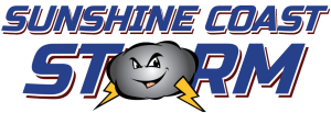 Logo Design For Sunshine Coast Storm Cricket